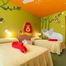 Hotel divertido para las familias en Huelva