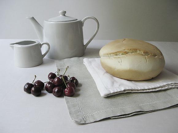 Receta de pan casero con Thermomix paso a paso. Pan milagro.