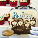 Fiesta de cumpleaos inspirada en los Beatles