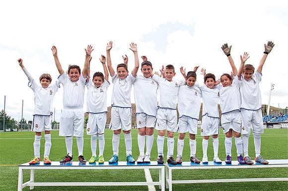 Escuela de Fútbol Fundación Real Madrid Majadahonda