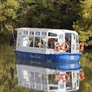 Excursión en barco con niños por Castilla