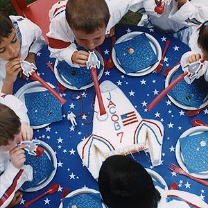Martha Stewart. Decoración de fiestas para niños