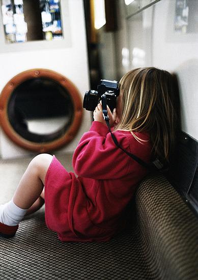 Talleres de fotografía para niños en verano