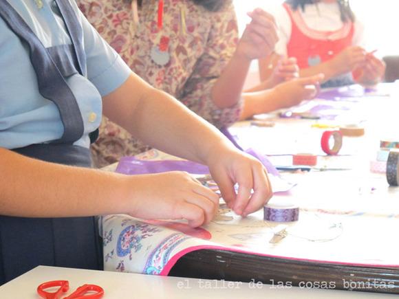Talleres de Manualidades para animar una fiesta infantil