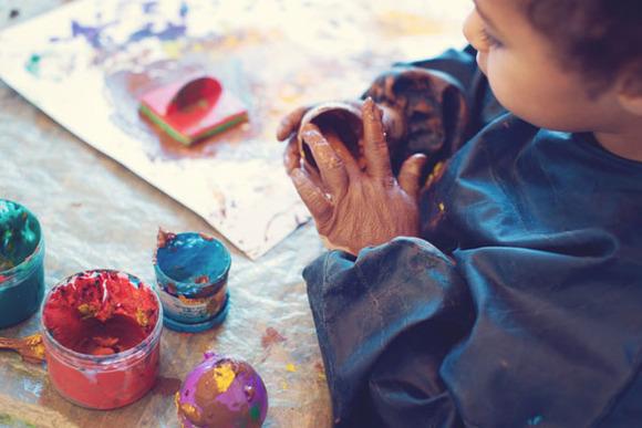 Talleres de arte y cultura en Barcelona para niños