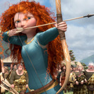 Estreno de cine familiar: Brave (Indomable)