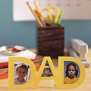 Día del Padre 2010. Regala un marco de fotos hecho por tí