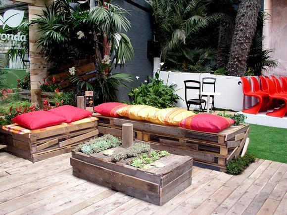 Ideas para decorar terrazas y azoteas - Tu casa y tu jardín - Mujer ...