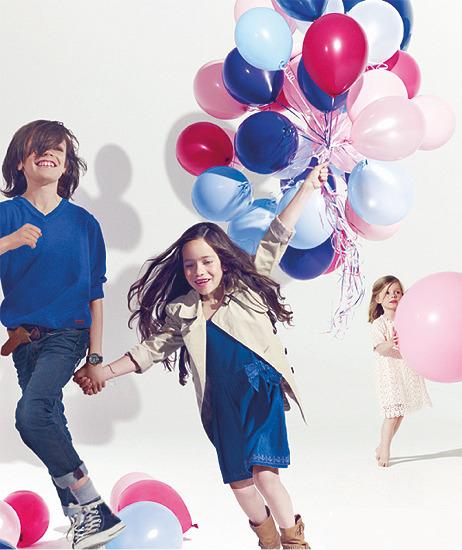 TOUS KIDS, dos fragancias divertidas y elegantes para niños y niñas