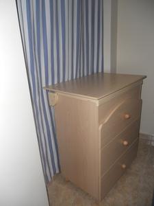 Vendo mueble comoda-cambiador y bañera