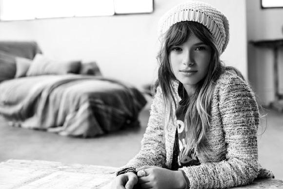 Descubre la nueva colección de invierno Zara Kids