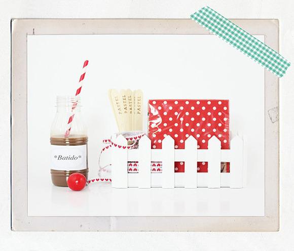 Kit de decoración para fiestas infantiles