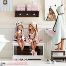 Consejos para decorar baños de niños