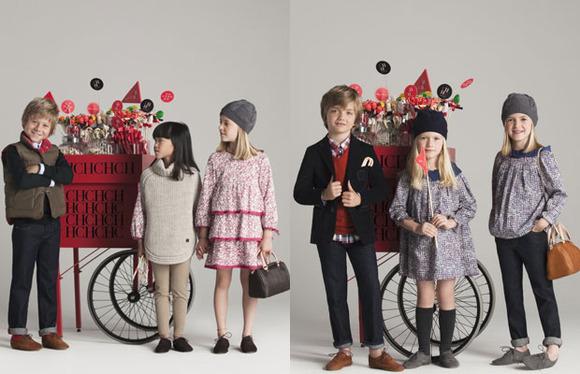 Carolina Herrera Kids 2012