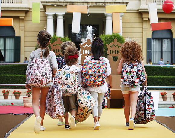 Prácticas bolsas y mochilas para toda la familia
