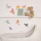 Los vinilos más dulces para decorar la habitación del bebe