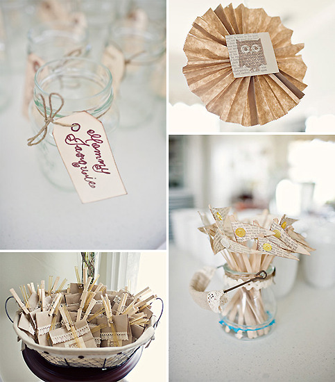 Ideas Para  Anizar Y Decorar Un Babyshower