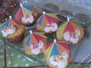 CUP CAKE DELICIA TROPICAL