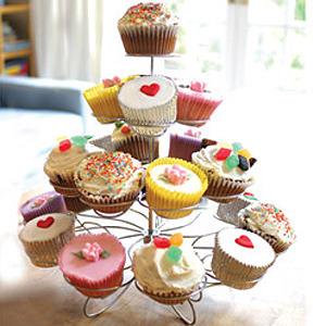 Meriendas para la Primera Comunión:  Tartas, Galletas, Cupcakes...y Mas!