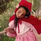 Disfraces para niña de Caperucita Roja
