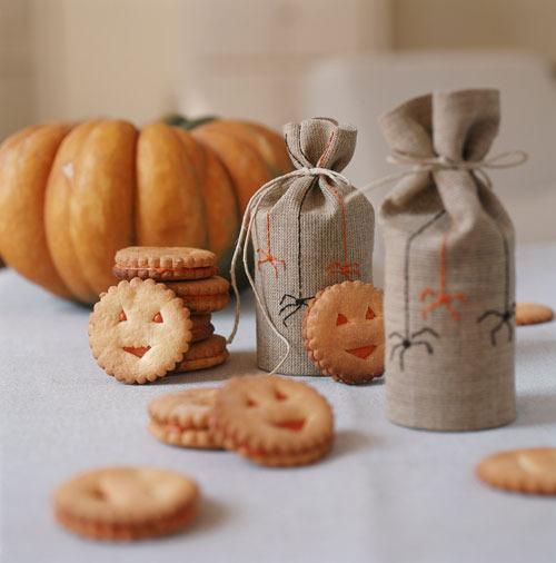 Recetas saludables de Halloween