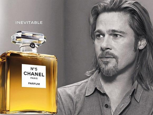El lado masculino de Chanel nº5