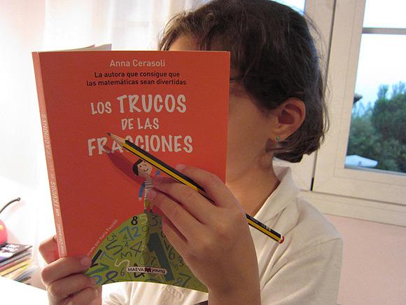 Libro de matemáticas divertidas