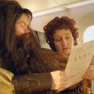 Viaja con los Hobbits y elfos en el avión