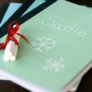 Cuadernos personalizados con tizas