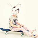 Moda infantil con toque rebelde de Mini & Maximus