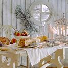 Cómo preparar una mesa buffet