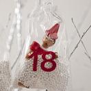 Calendarios de adviento originales y fáciles de hacer en casa