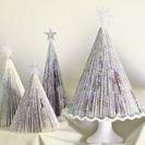 DIY: Árbol de Navidad sencillo