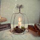 Decorar con velas el hogar