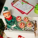 Fiesta infantil inspirada en los elfos de Navidad