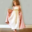 Disfraces para niña de princesa