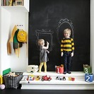 Decorar domitorios infantiles de color amarillo