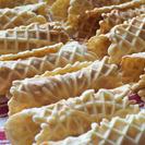 Receta de masa de canelones dulces