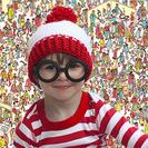 Disfraz casero de Wally para niños