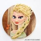 Una madre hace verdaderas obras de arte para que su hijo coma verduras
