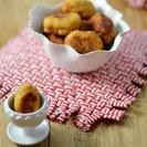 Croquetas de Jamon, un clasico en las cocinas.