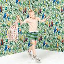 Moda exótica para niños y niñas de BelleRose