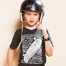Moda rockera para niños y niñas de Finger in the Nose