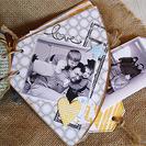 Un álbum de recuerdos con papá