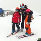 ¡Escapada en familia a la nieve!