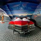 El hotel de ensueño para los amantes de los coches