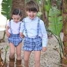 Moda infantil española de Mi pequeño Lucas