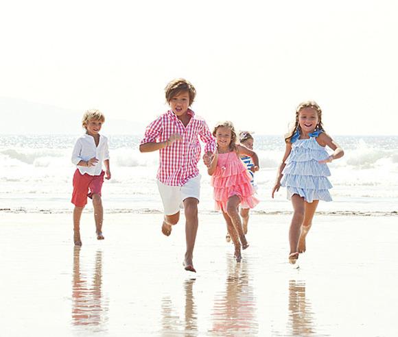 Todos a la playa con Nanos