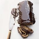 Brazo de gitano con Nutella