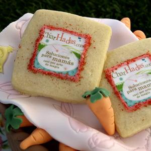 Galletas, cupcakes y tartas para fiestas infantiles en DeCaty